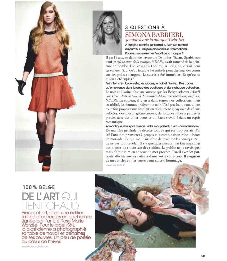 Marie Claire-Janvier 2014